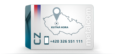 Metalcom Czech Republic