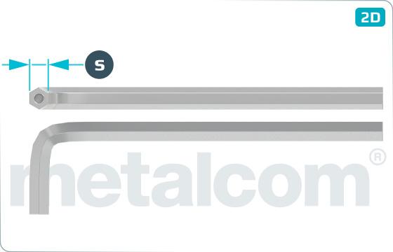 Śruby z wgłębieniem sześciokątnym zabezpieczające sześciokątne - DIN 911 PIN-HEX
