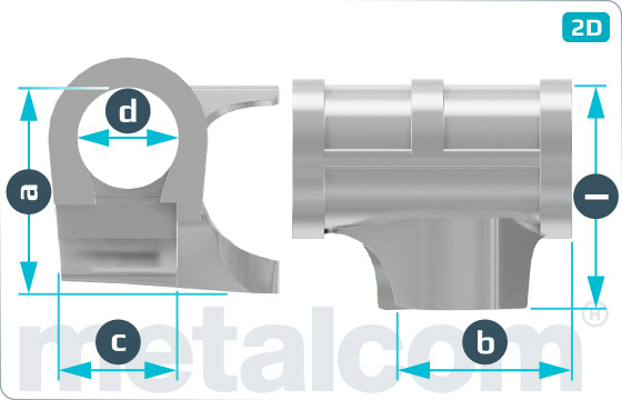 Svěrky adaptéry (Pandrol) - PANDROL