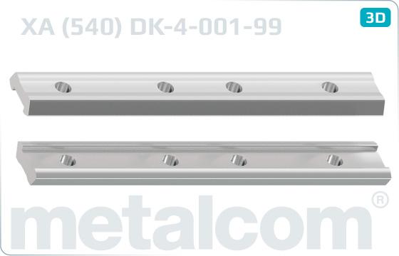 Spojky XA (540) - DK-4-001-99