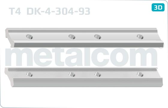 Spojky T4 - DK-4-304-93
