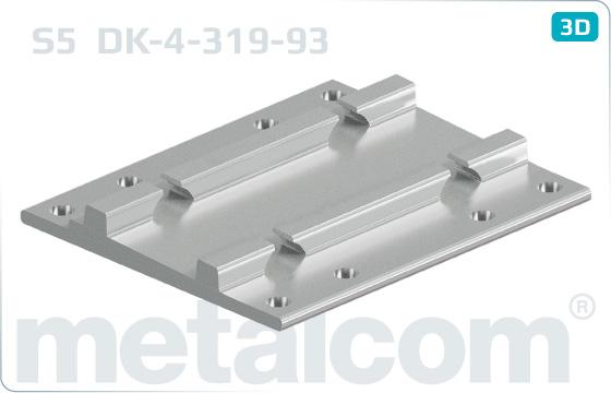 Můstkové desky S5 - DK-4-319-93