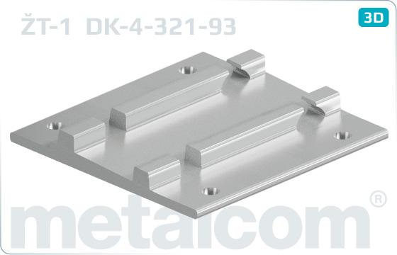 Můstkové desky ŽT-1 - DK-4-321-93