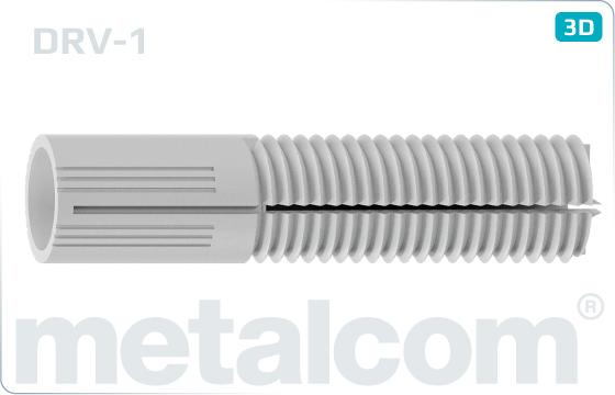 Vložky delené regeneračné - DRV-1