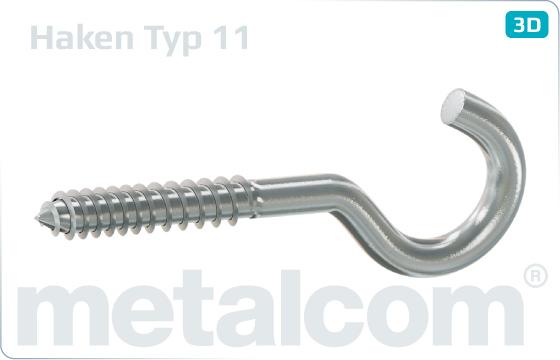 Háky typ 11 - Typ11