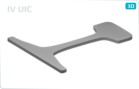 Vložky izolačné - UIC