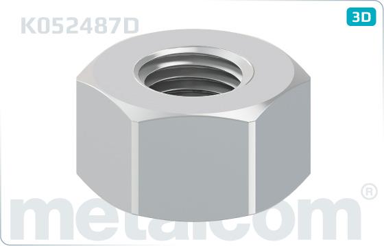 Nuts hexagon nuts M 24