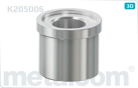 Podložky ocelové distanční kroužky - K205006