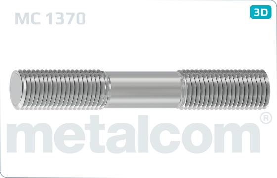 Skrutky svorníky do výhybok - MC1370