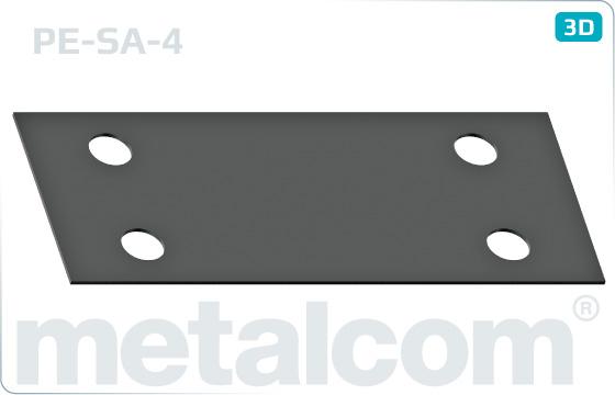 Podložky polyethylenové SA-4 - PE-SA-4