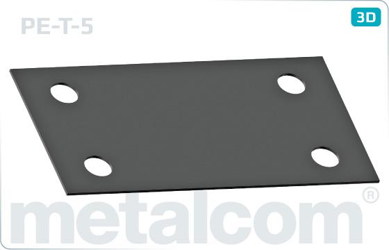 Podkładki polietylenowe T-5 - PE-T-5