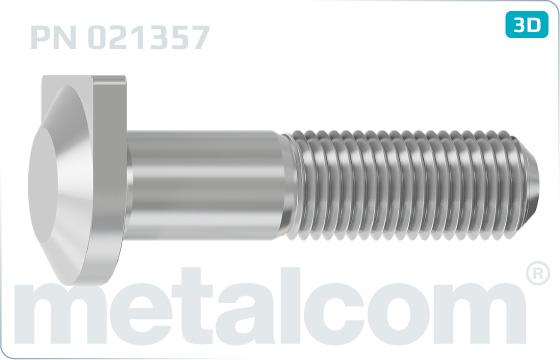 Śruby do złączek T3 - PN 021357