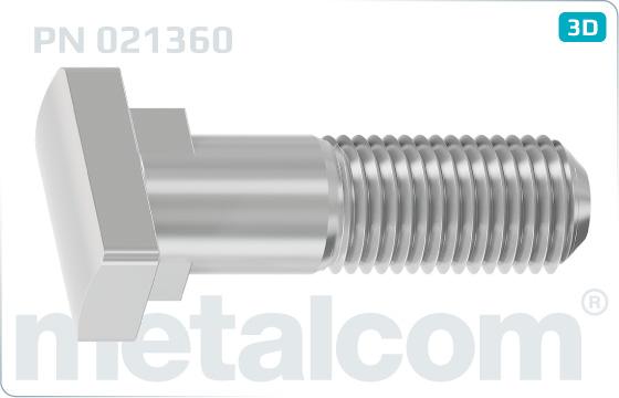 Skrutky zvierkové T10 s nosom - PN 021360