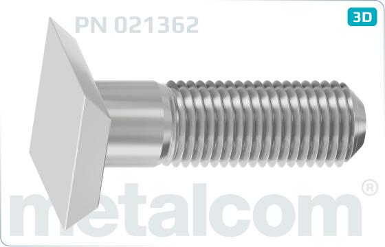 Šrouby svěrkové T4 - PN 021362