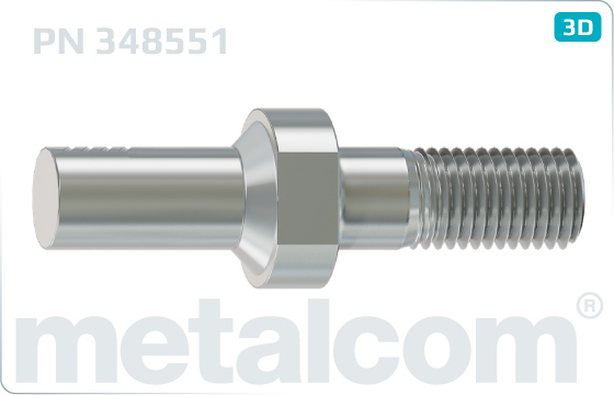 Pins cylindrical - PN 348551