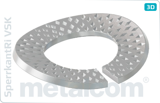 Lock washers contact type VSK (~BN208012-T6-A)
