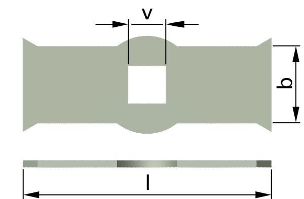 Podložky ploché pro vratové šrouby DIN 603