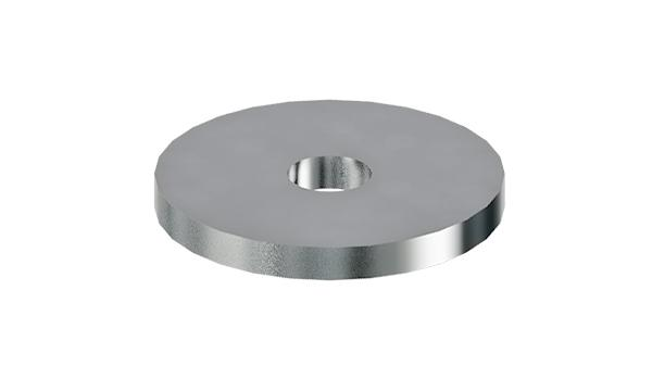 Plain washers for timber connectors