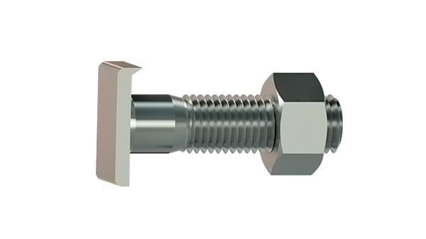 T-head bolts anchor bolts
