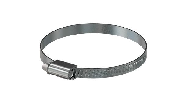 Clamps hose