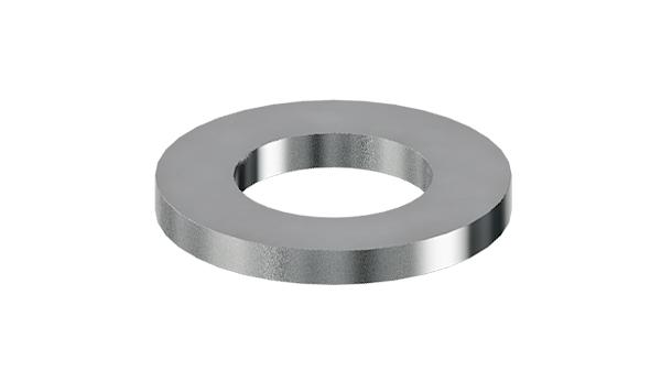 Plain washers for cheese head screws