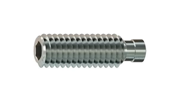 Set screws hexagon socket with thrust point