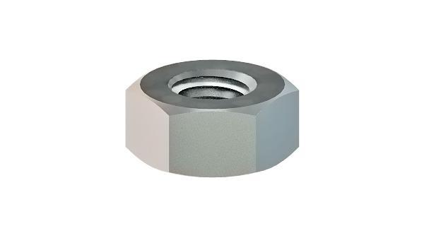 Matice šestihranné pro ocelové konstrukce HV
