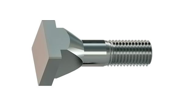 T-head bolts for T-slots