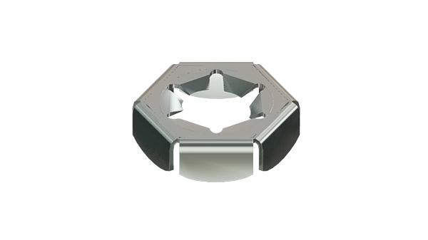 Hexagon nuts self locking counter (Pal)