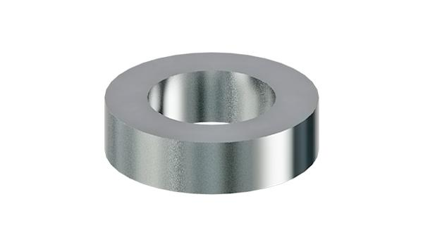 Plain washers for steel structures