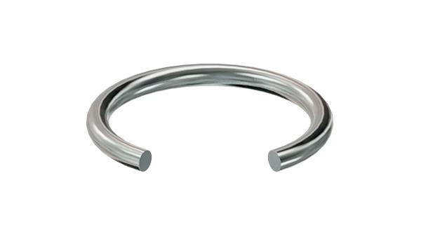 Lock washers snap rings for bores