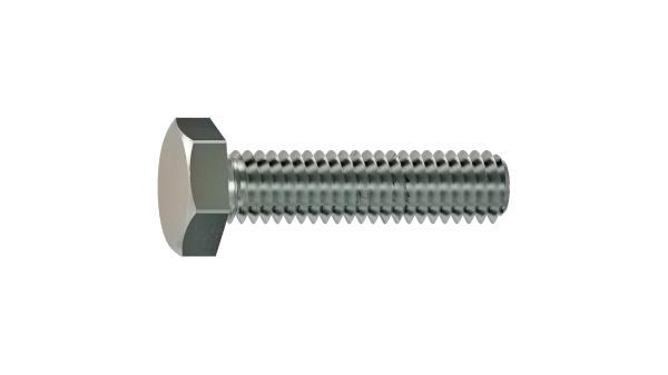 Hexagon head screws