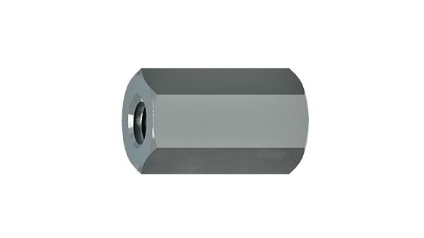Hexagon nuts coupler