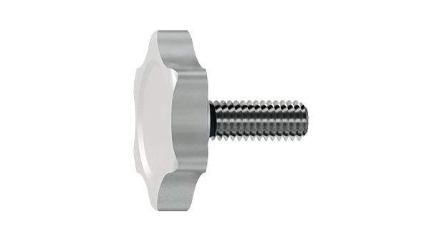 Screws and nuts hexagon head screws
