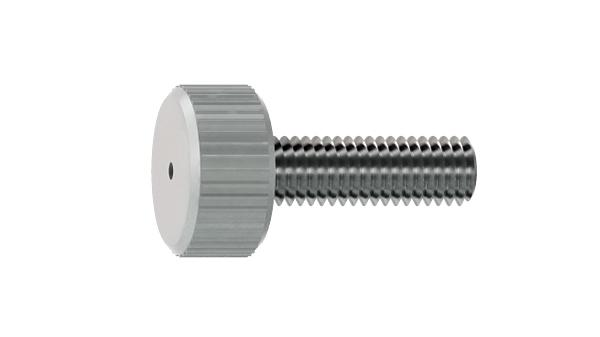 Adjustable components adjustable screws with small knurled head
