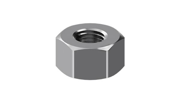 Nuts hexagon nuts M 24