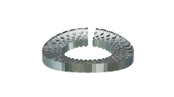 Pojistné kroužky kontaktní typ VSKZ